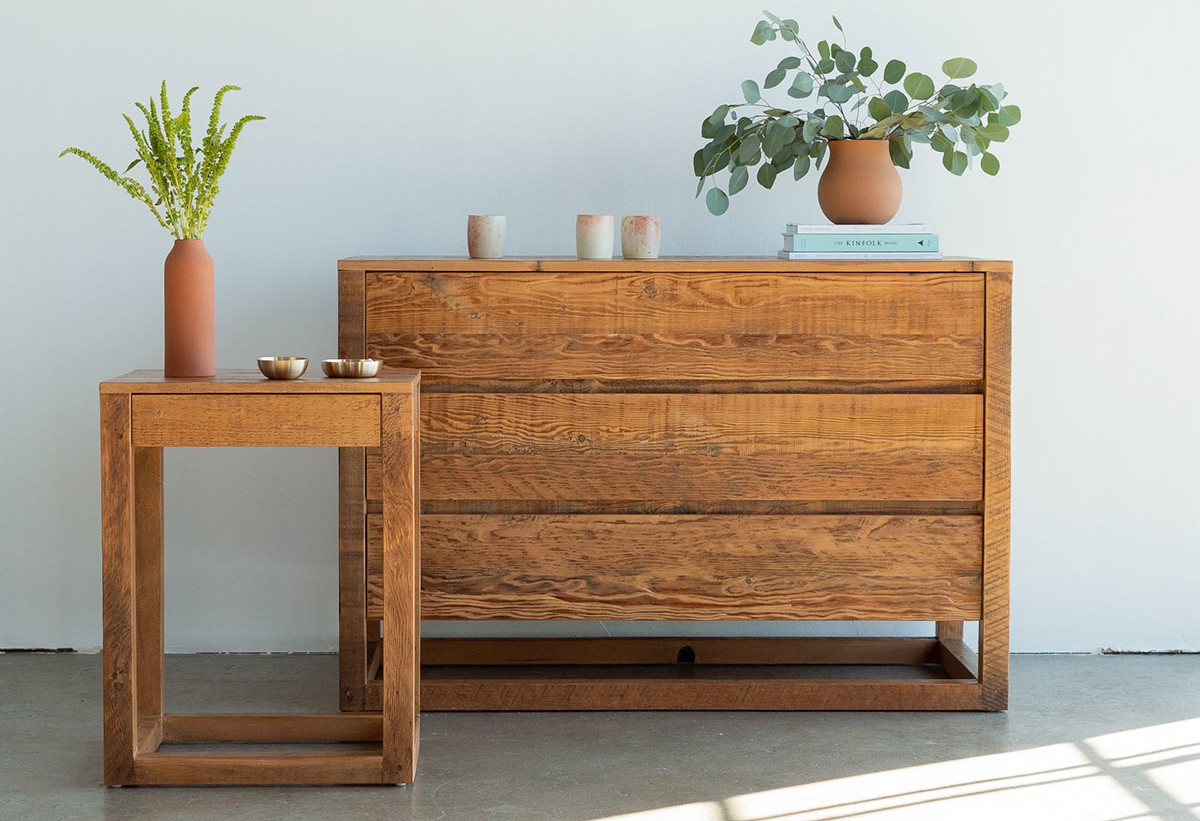 best natural bedroom furniture made in america