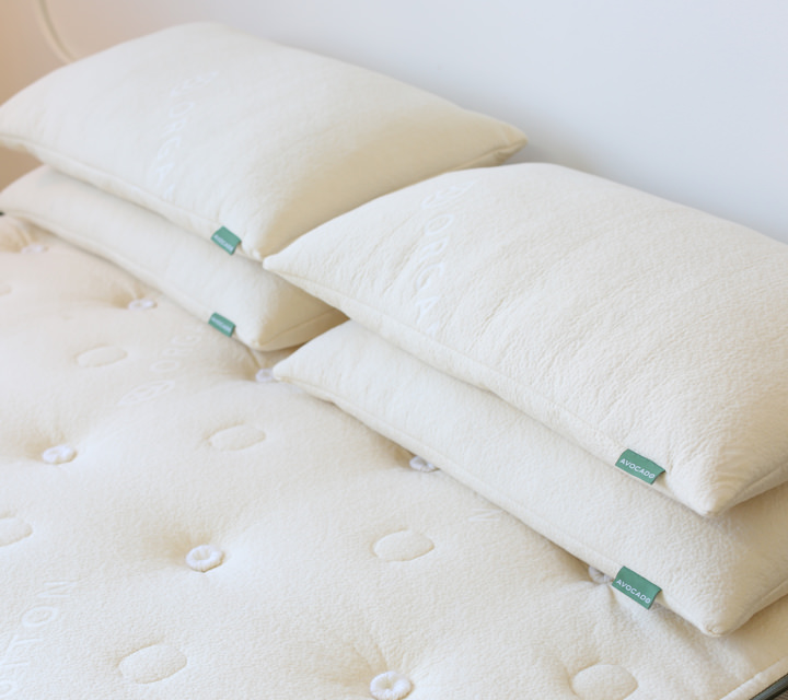 new pillows for back sleeping