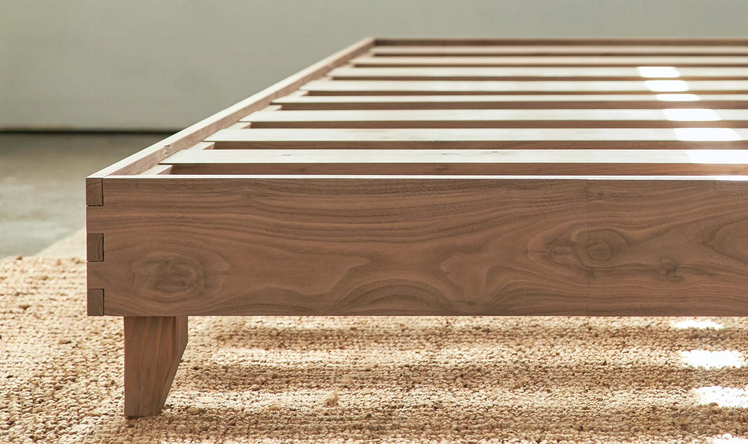 american made refurbished wooden bed frames