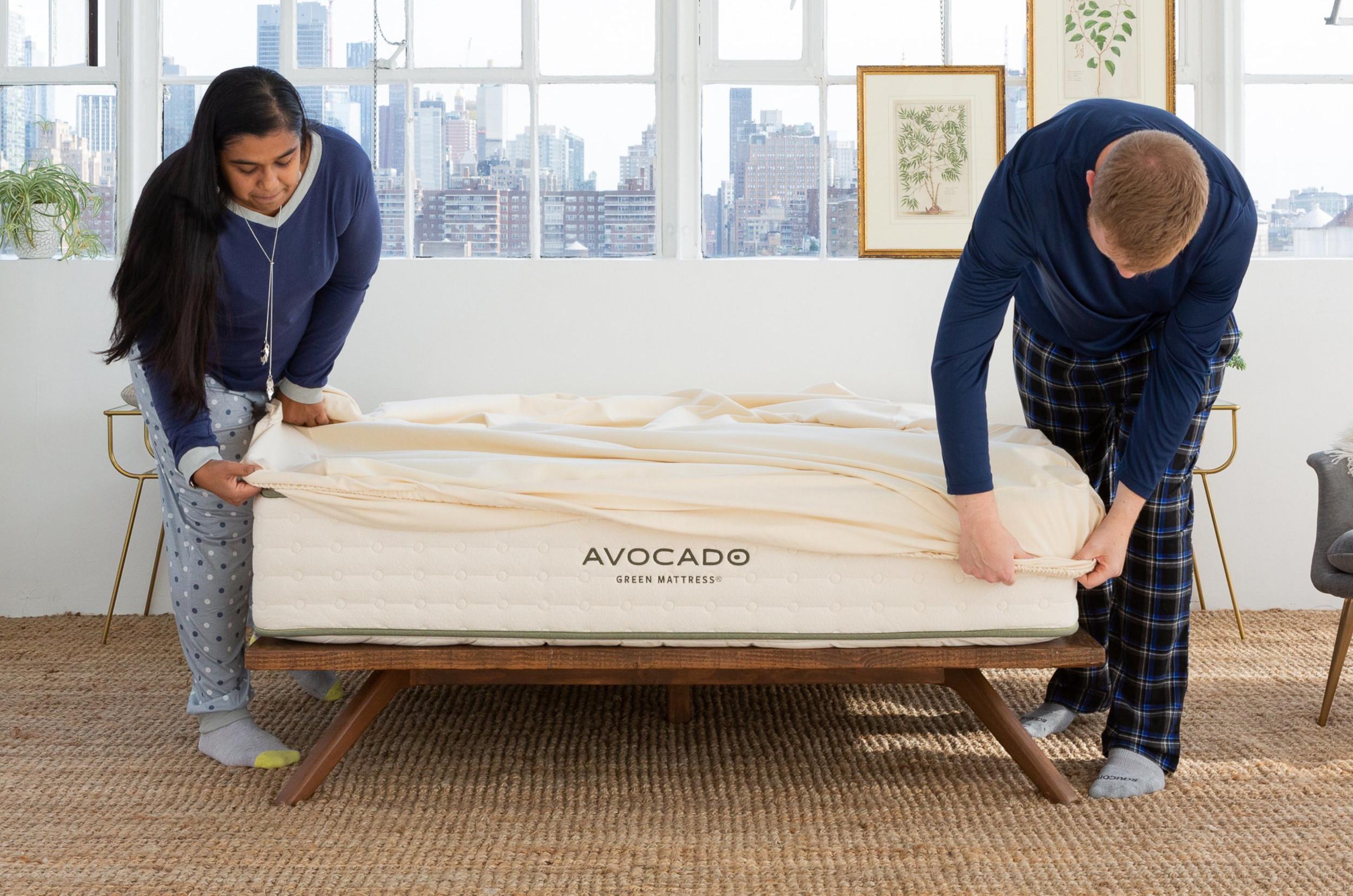 gots certified organic mattress protector