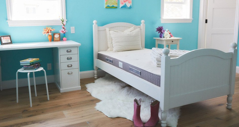 the juniper kids mattress from brentwood homes review