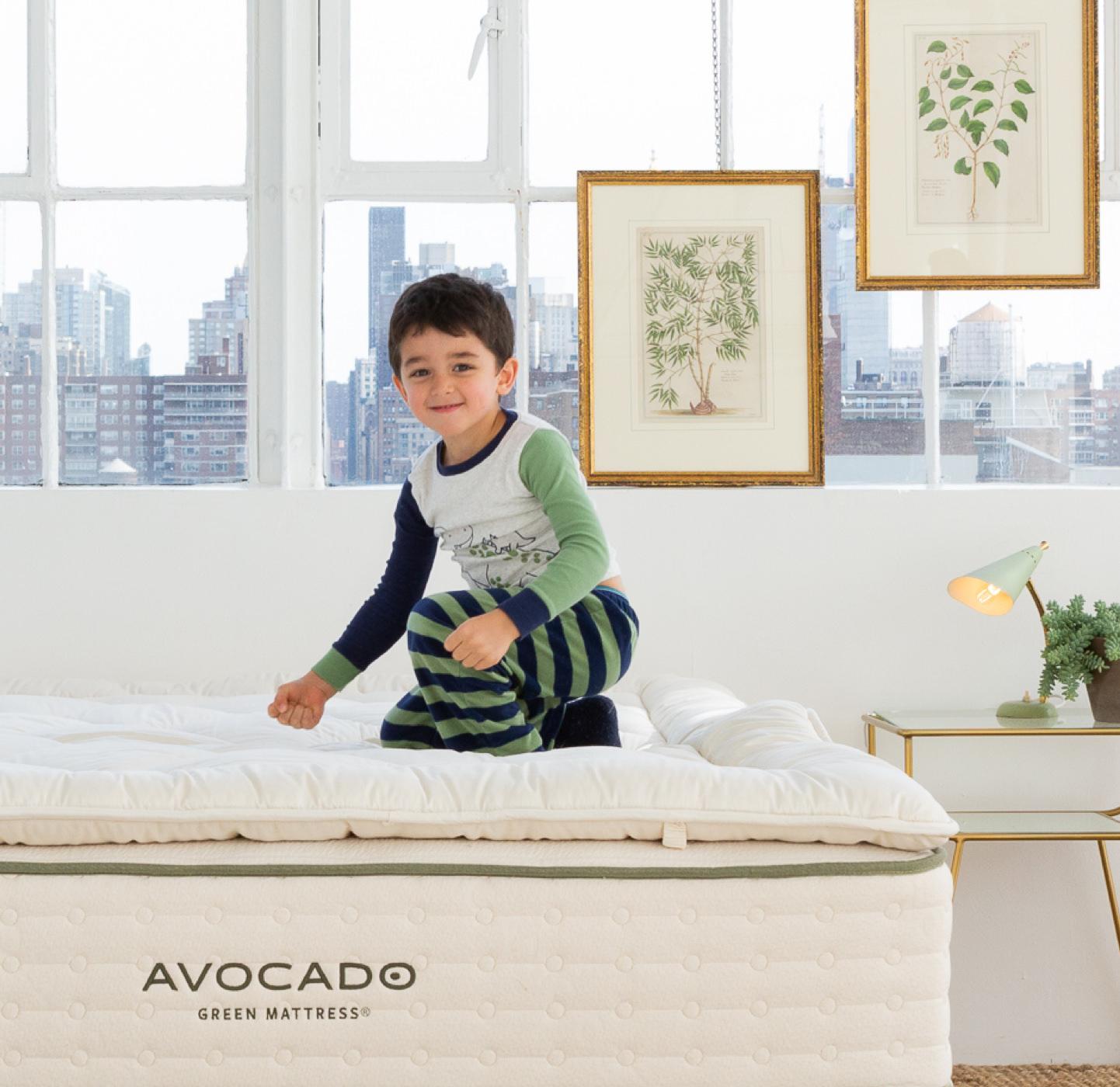organic mattress topper wool