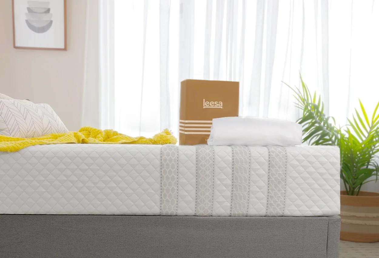 mattress protector by leesa review