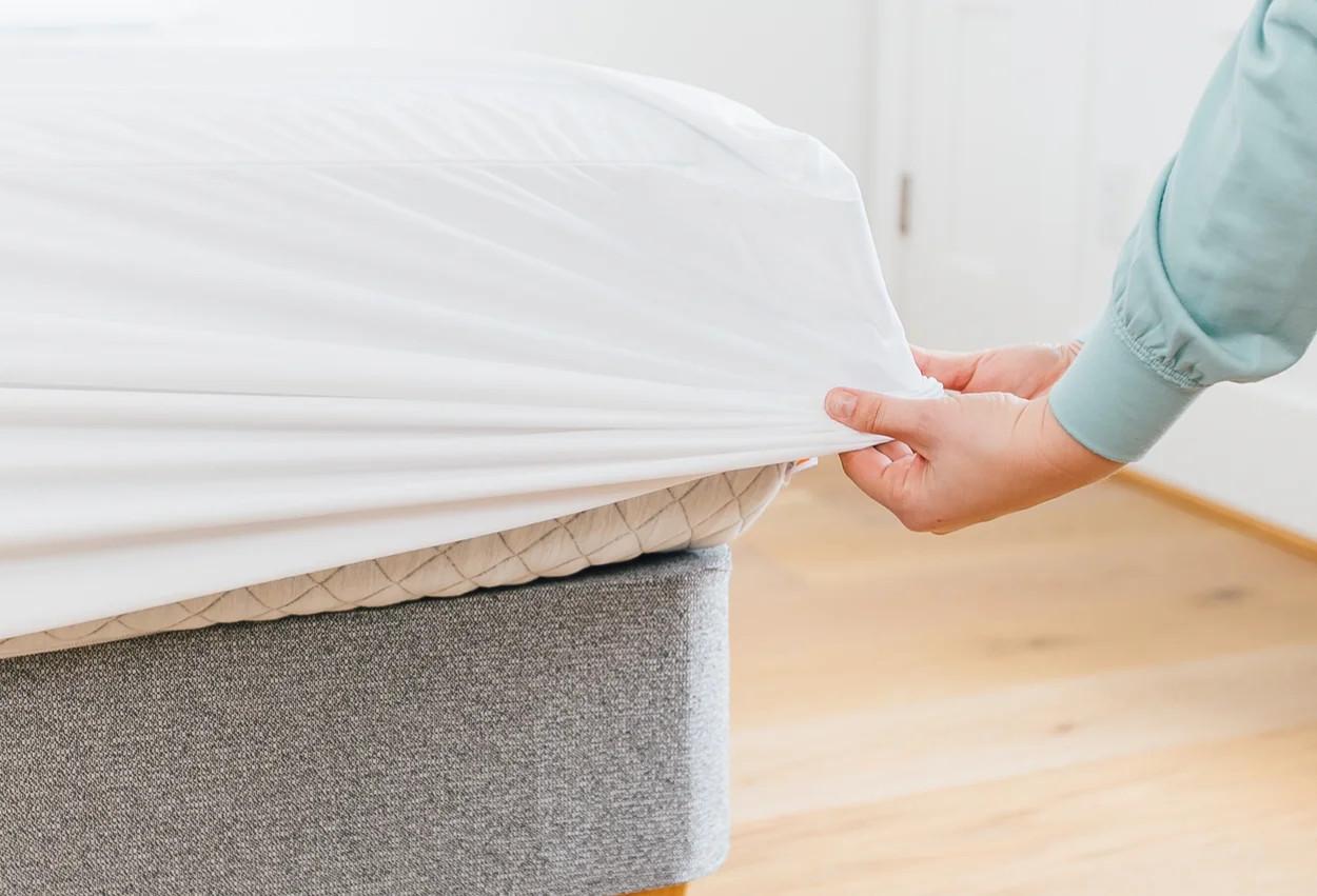deep pocket mattress protector leesa