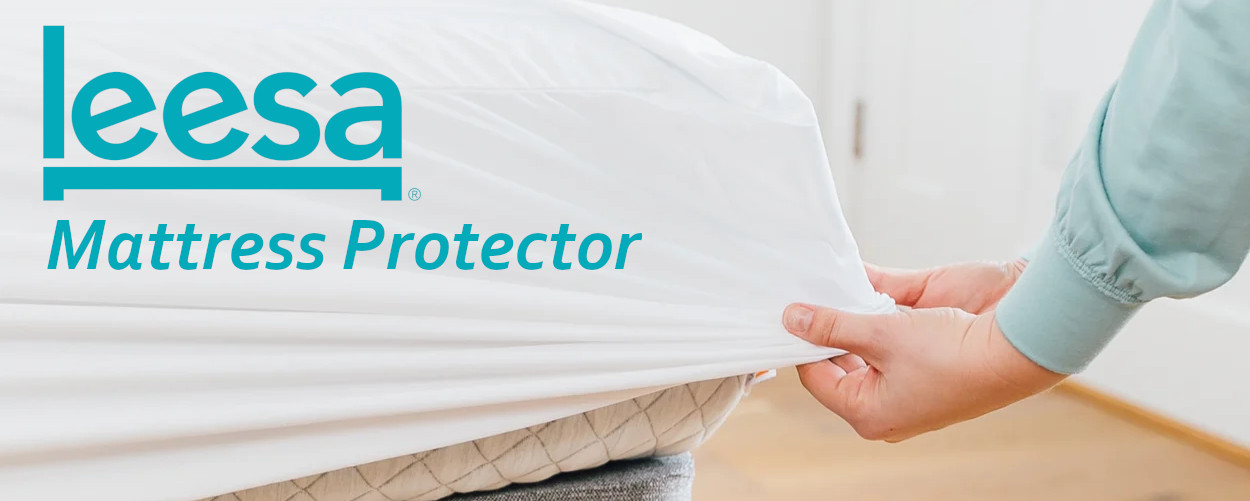 leesa mattress protector reviewed