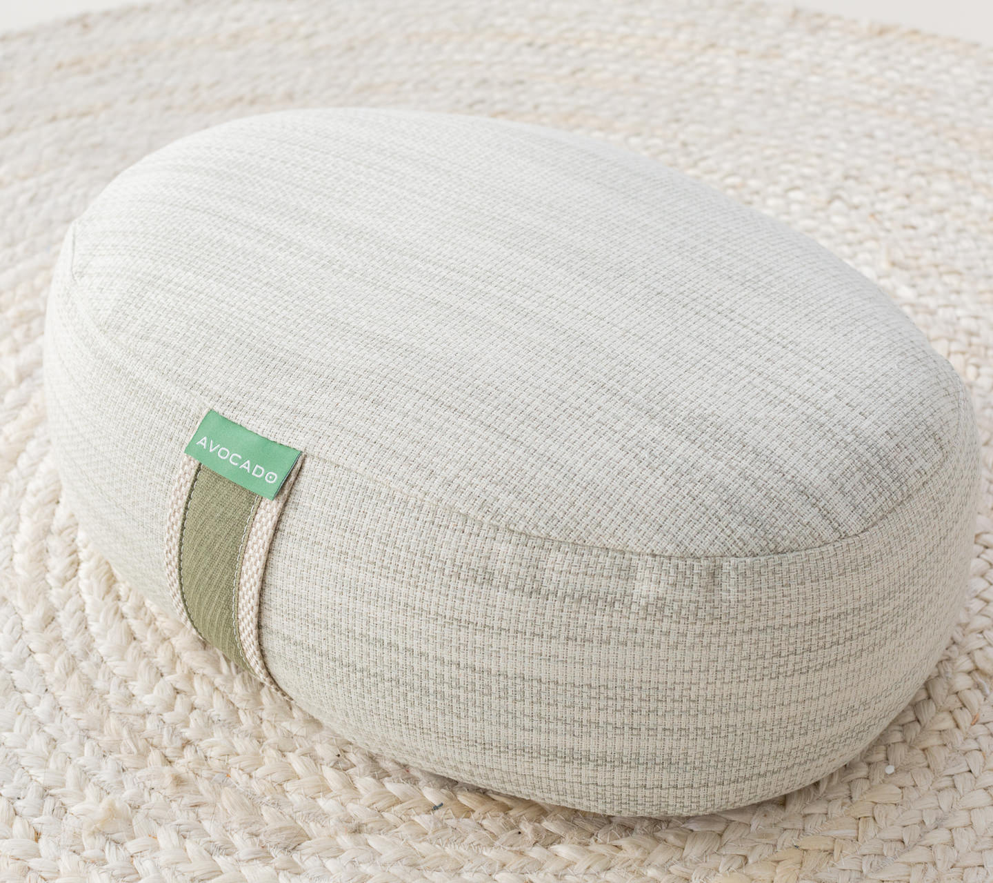 avocado living accessories meditation pillow reaview