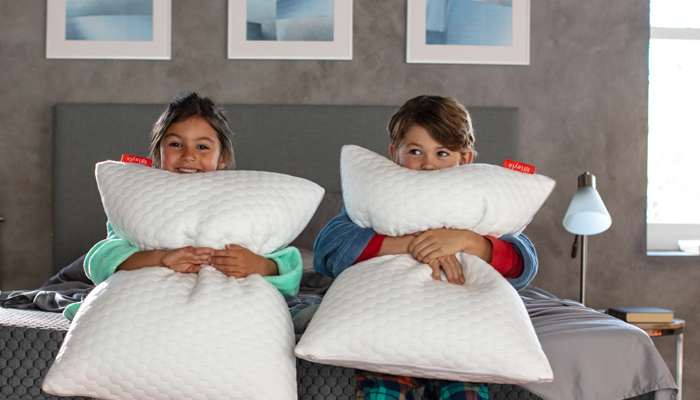 how comfortable is the memory foam pillow by layla