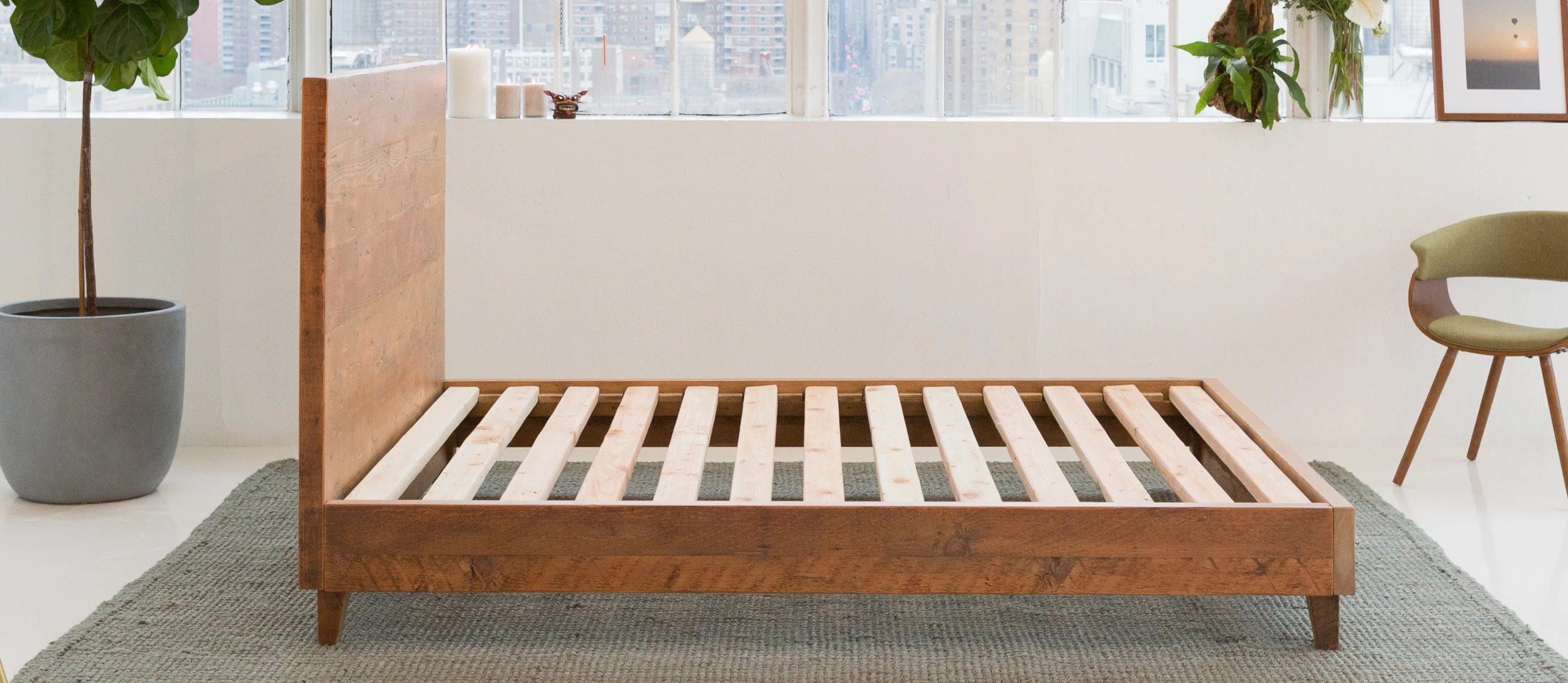 best natural bed frame review