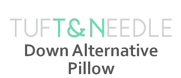 tuft and needle pillow review alternative down