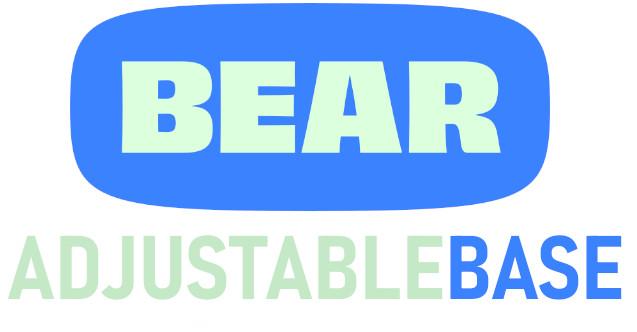 bear adjustable base logo