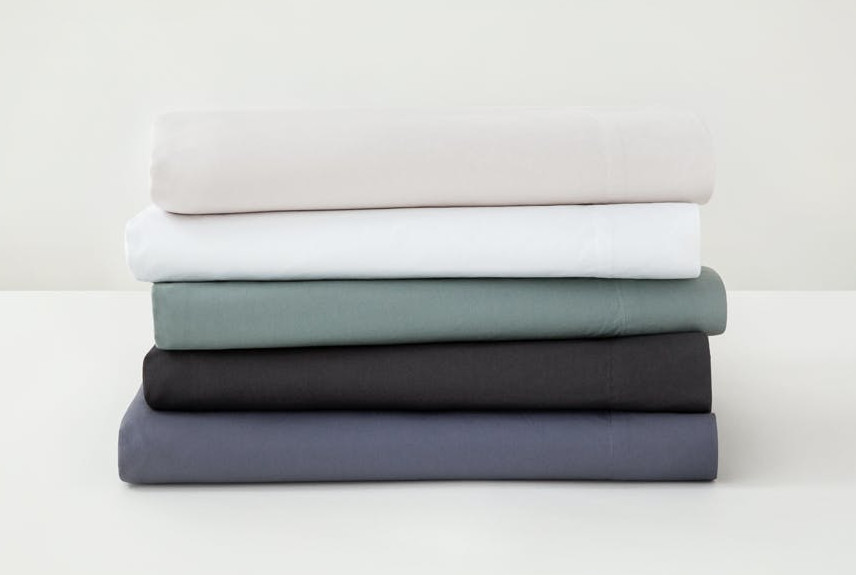 color options for the supima cotton sheets from t&N