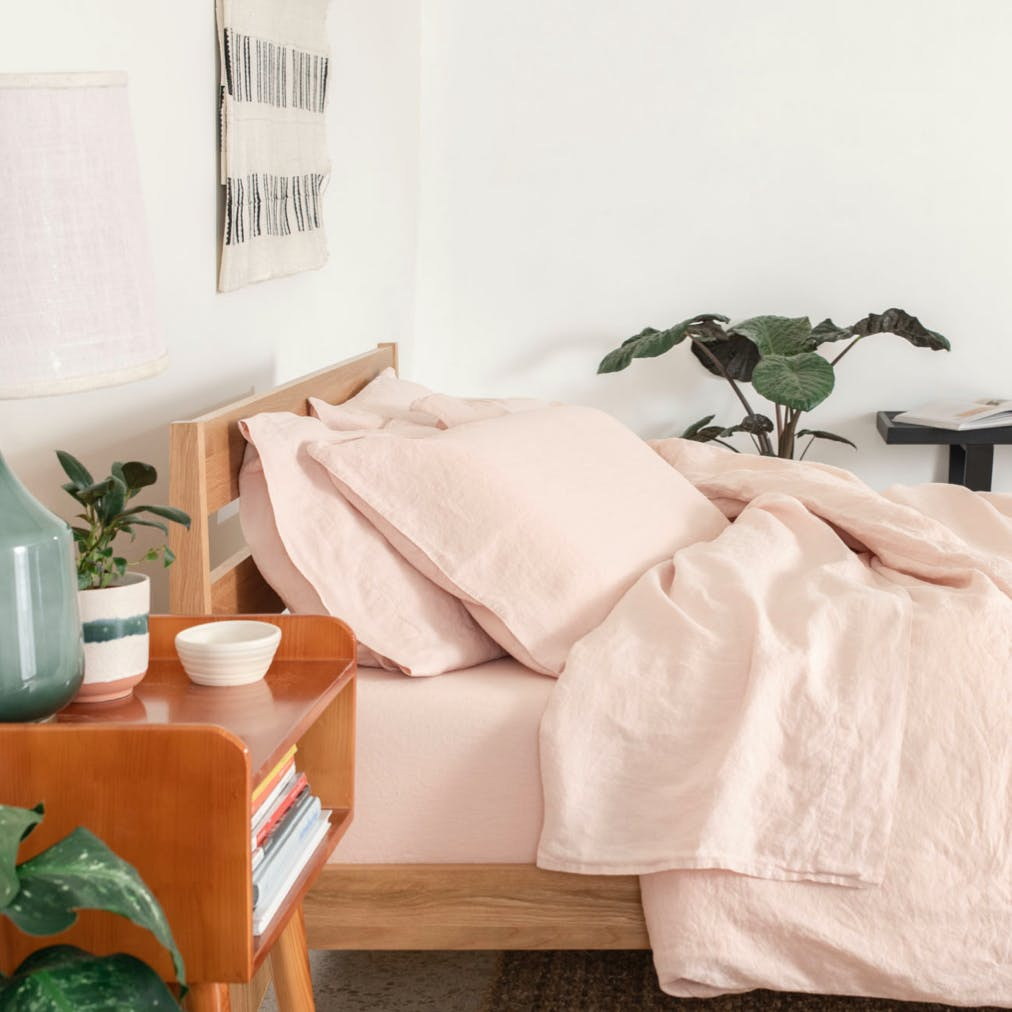 low price linen sheets