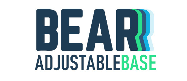 the bear adjustable base logo