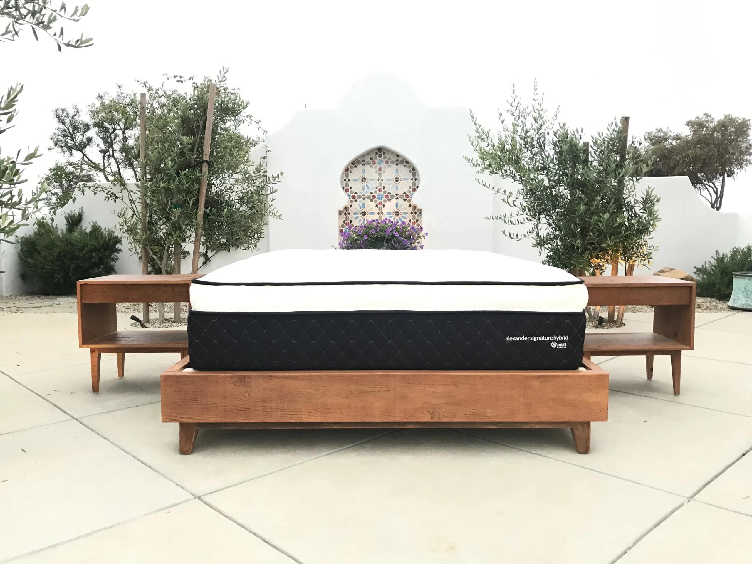 nest platform bed review