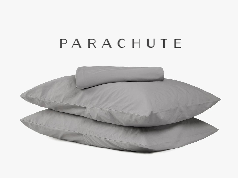 parachutes brushed cotton sheets reviews