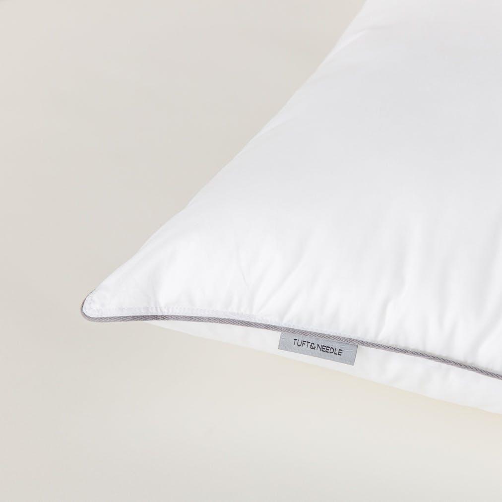 T&N down alt pillow comfort