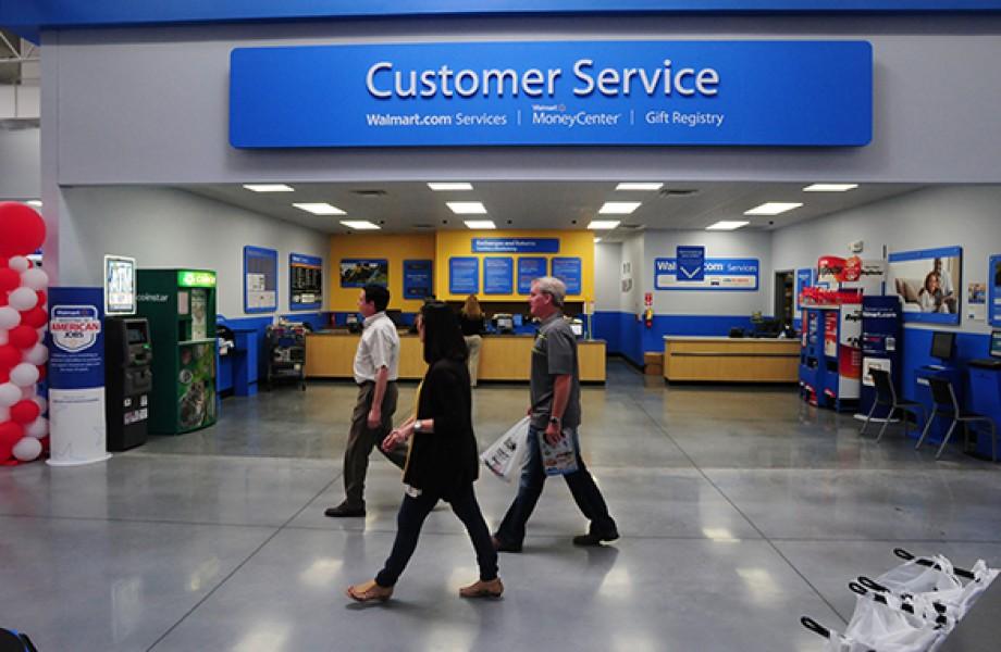 walmart customer service con