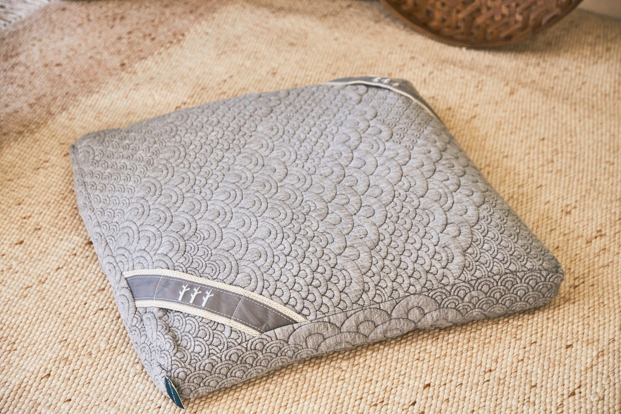 brentwood home square meditation pillow