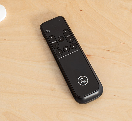 easy to use tuft and needle remote control
