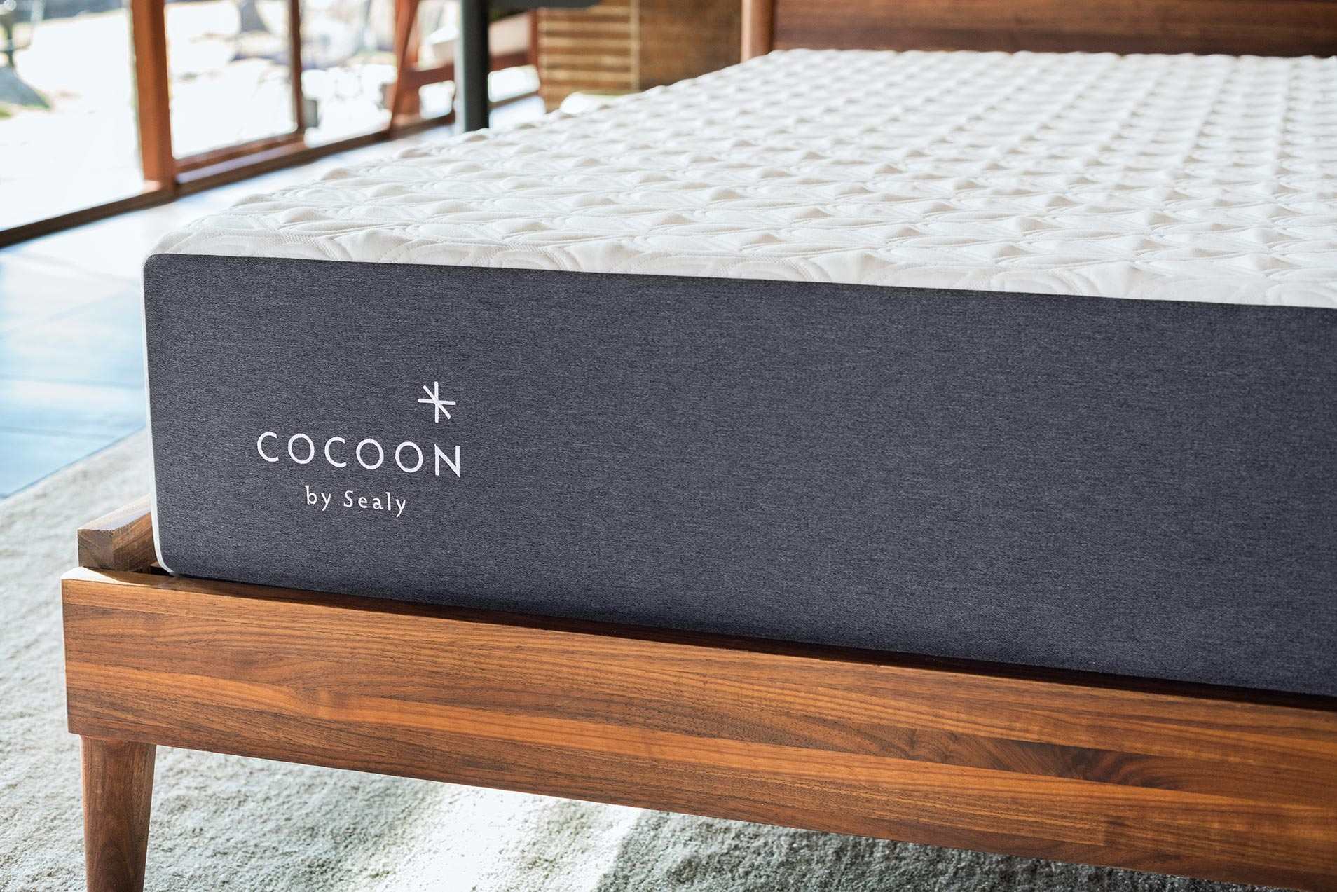 cocoon by sealy exclusive mattress costco