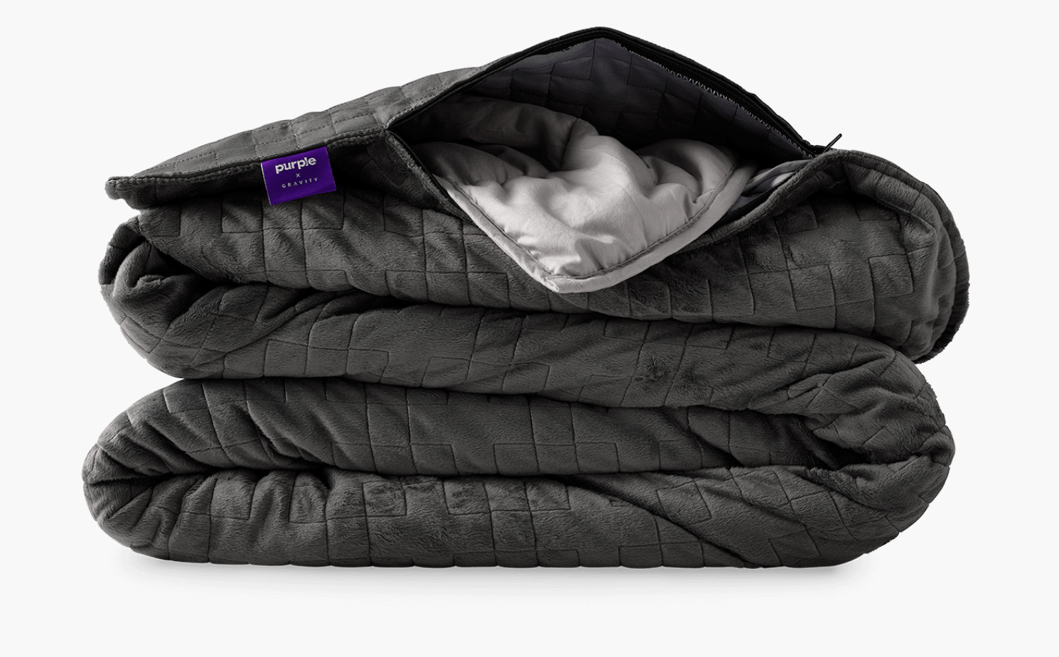 purple and gravity weighted blanket review