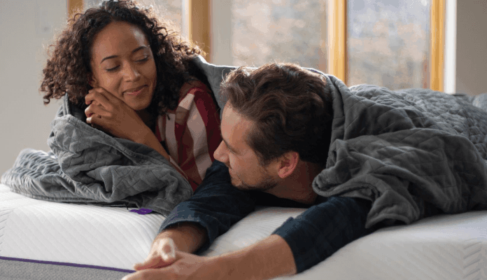 is the purple gravity weighted blanket comfortable?