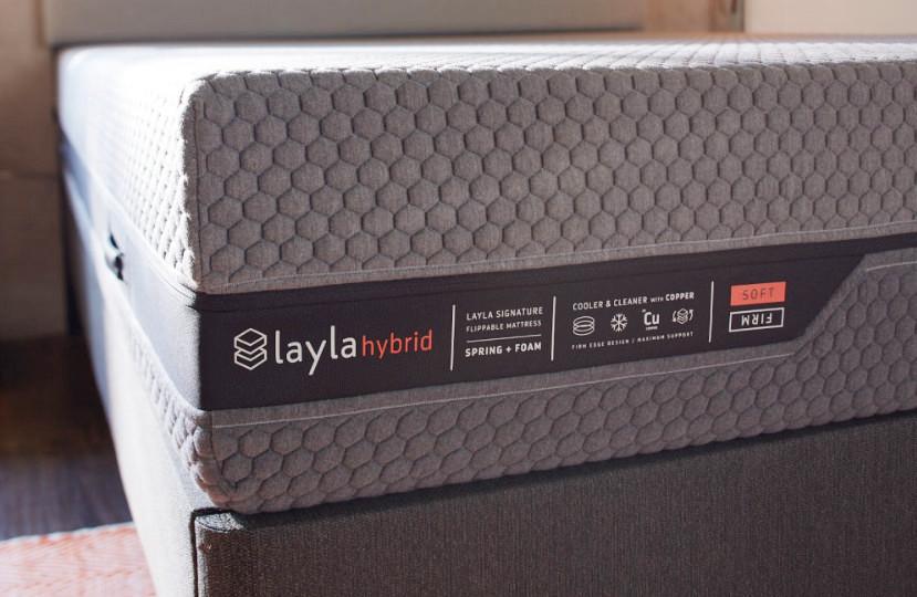 layla hybrid edge support