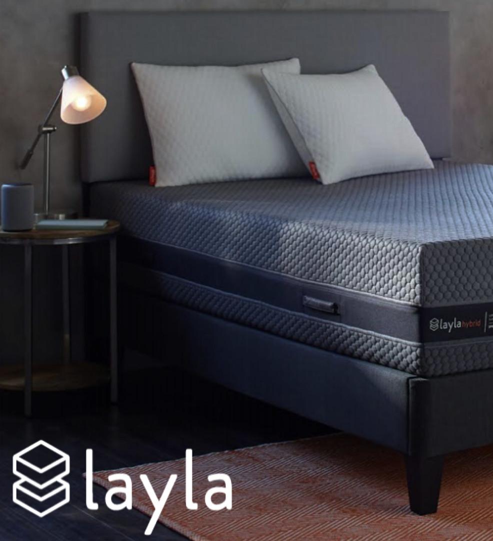 layla two sided mattress