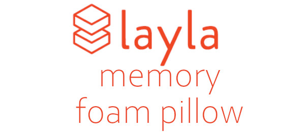 memory foam pillow layla reviewed