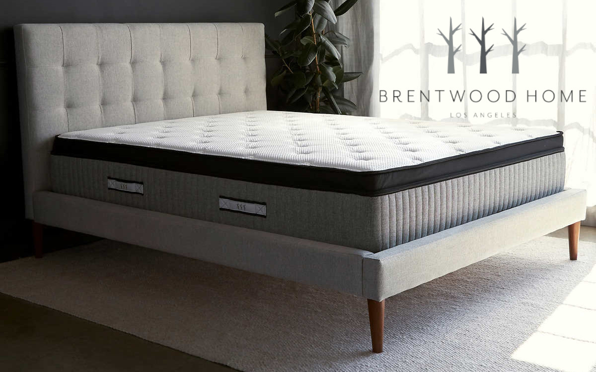 costco exclusive mattresses from Brentwood Home