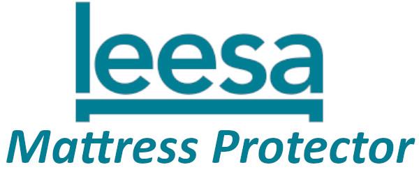 leesa mattress protector logo
