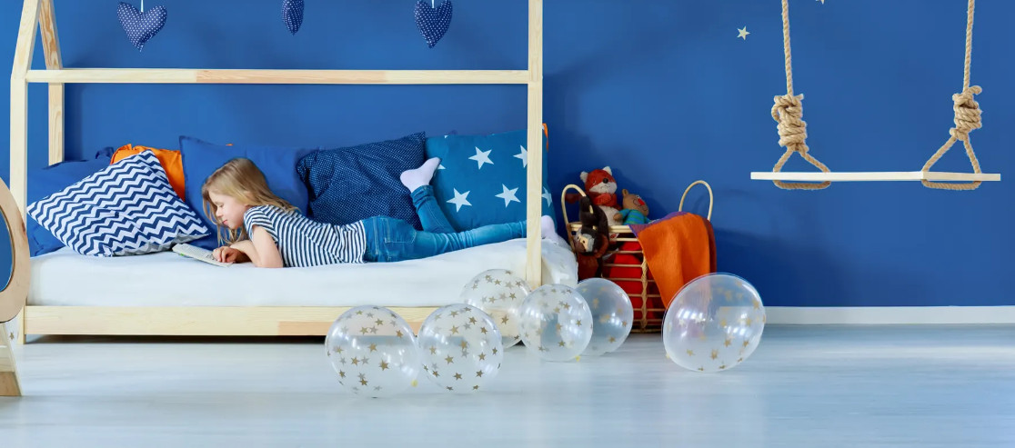 the nest bedding kids collection
