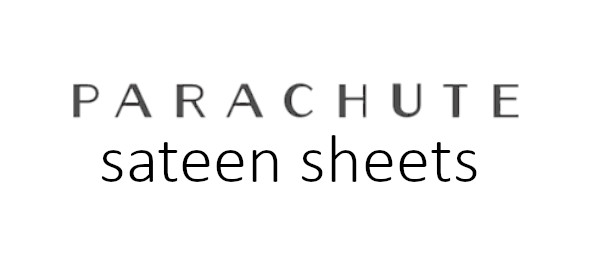 parachute linen sheets review logo