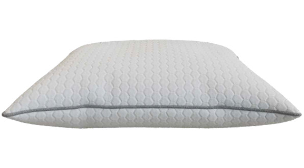 review for the memoryfoam pillow by layla