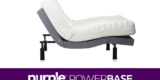 Purple Adjustable Base Powerbase