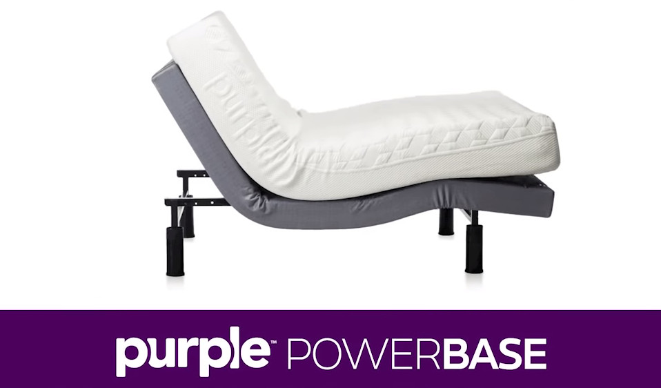 the powerbase by purple and reverie review