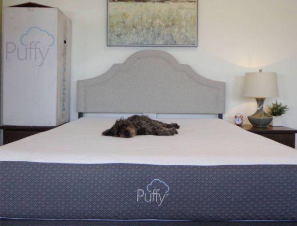 the puffy mattress specs