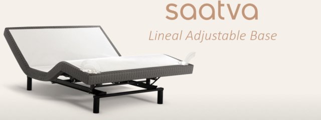 saatva lineal adjustable base review