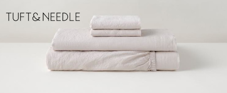 the tuft and needle linen sheets review