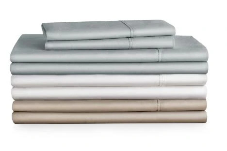 top sheets and other accessories from nest