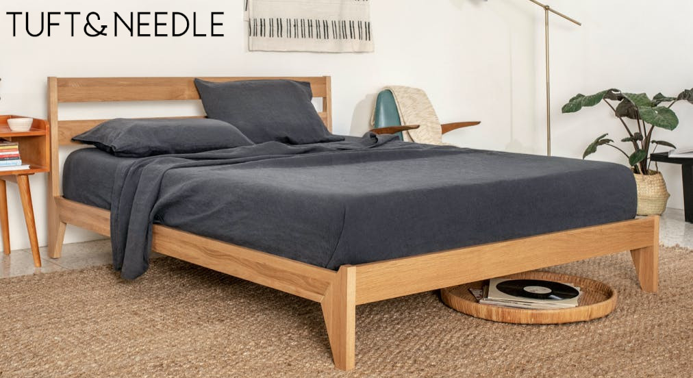 review tuft and needle linen sheets