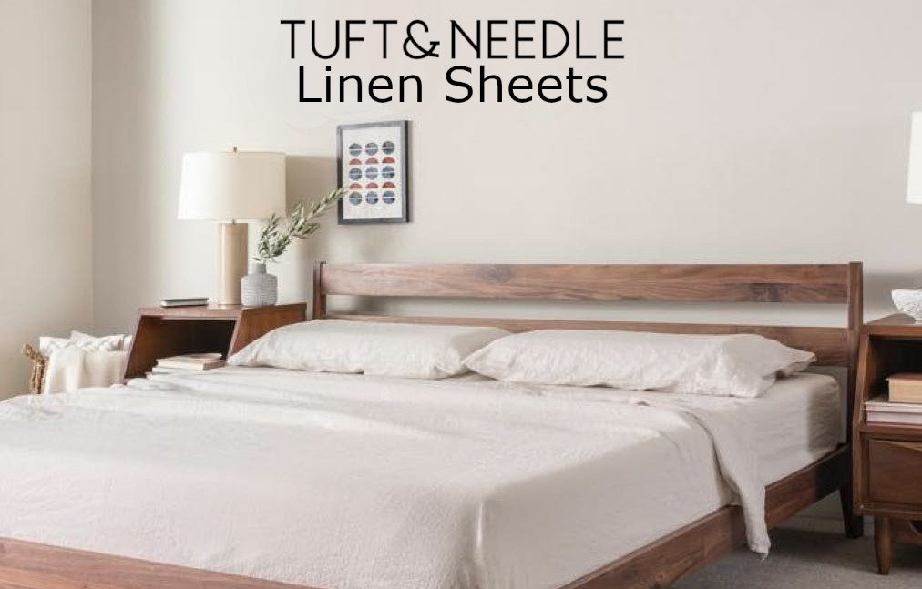 tuft and needle linen sheets review