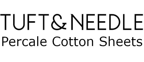 percale cotton sheets logo