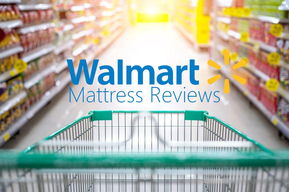 walmart mattress reviews