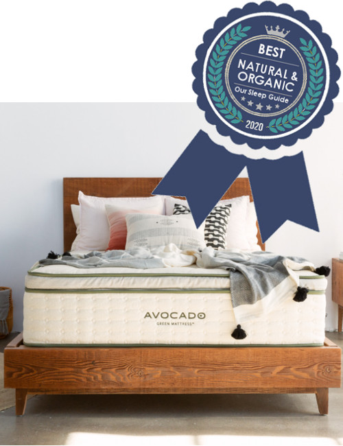 #1 best natural organic mattress