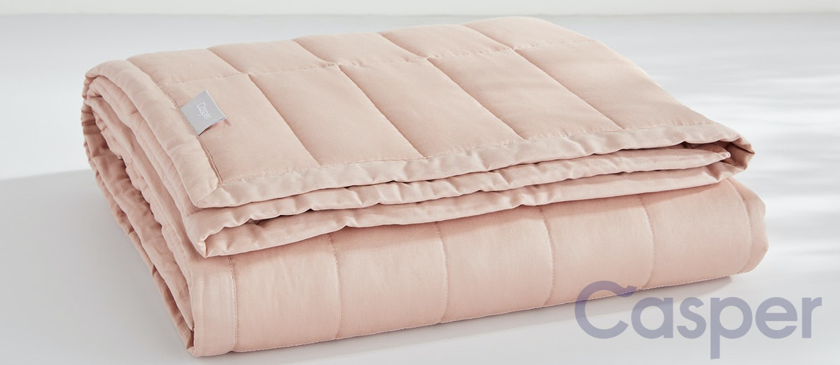 overall opinion review over the casper weighted blanket