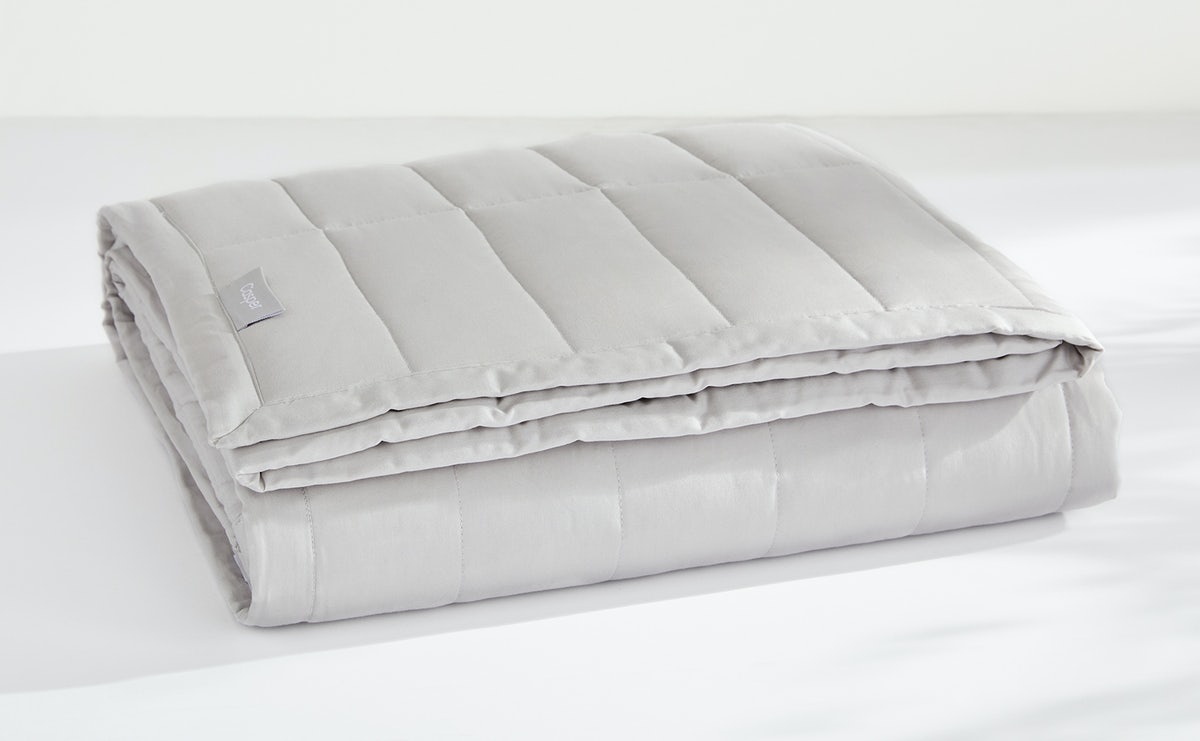 is the casper weighted blanket washable?