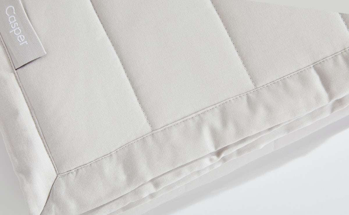 cotton cover is breathable