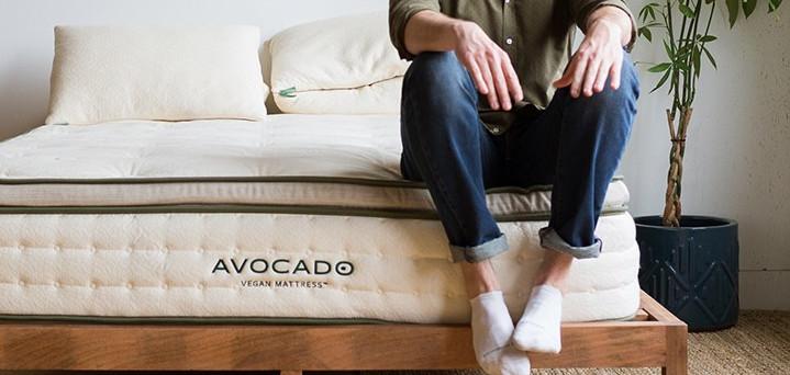 avocado vegan mattress good for allergies