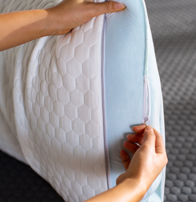 care instructions for layla memory foam pillow